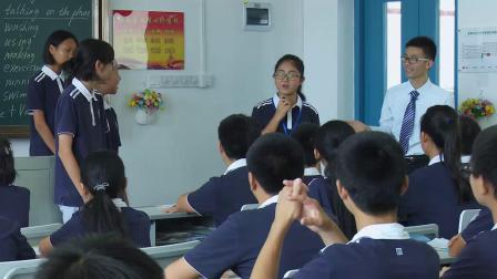 人教版英语七下Unit 6 Section A(1a-2c)教学视频实录(熊楚雄)