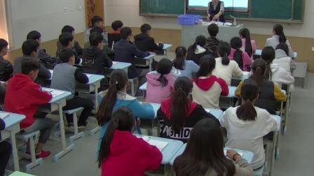 人教版化学九上1.1.1《物质的变化》课堂视频实录-单伟玲