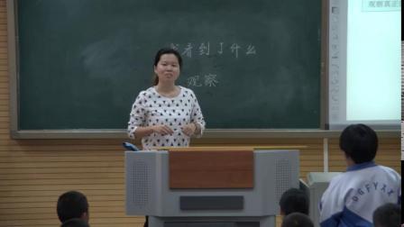 三年�上�钥�W�n堂��l���-1.1我��看到了什么 教科版-周雅娟