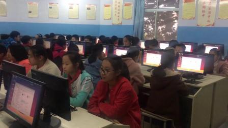 六年级信息技术视频课堂实录-初识Scratch|通用版(李冠鹏)