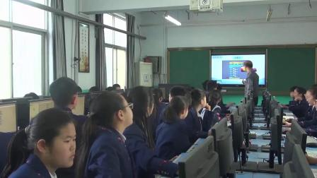 六年级上册信息技术视频课堂实录-第三课 猫咪小画家|豫科版(张建辉)