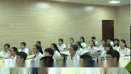 人教课标版-2011化学九下复习-9《溶液》课堂教学视频-冉欣