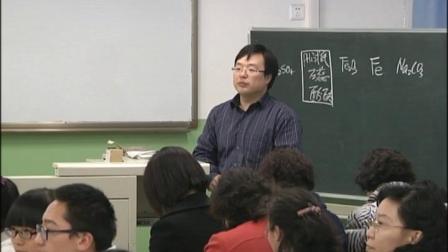 人教课标版-2011化学一轮中考总复习《常见的酸和碱》课堂教学视频-张浩