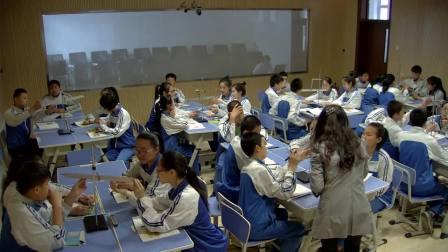 人教2011课标版物理 八下-12.1《杠杆》教学视频实录-暴欣