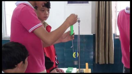 人教2011课标版物理 八下-12.2《滑轮》教学视频实录-宜昌市