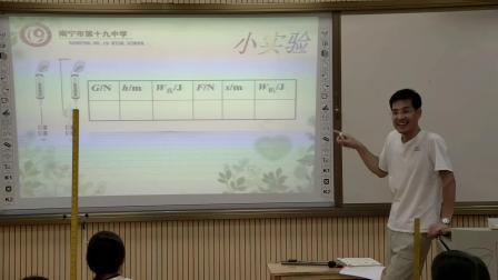 人教2011课标版物理 八下-12.3《机械效率》教学视频实录-陆昱伽
