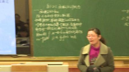 人教A版高二數學必修四1.4.2《正弦函數、余弦函數的性質-單調性與最值 》課堂視頻實錄-牛旭凱