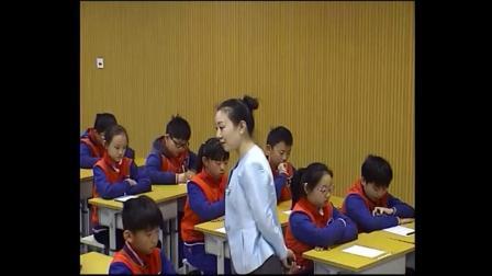 四年级下册数学课堂视频实录-数学广角-鸡兔同笼 人教新课标(2014秋)(关欣欣)