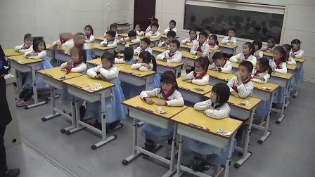 一年级下册数学课堂视频实录-认识人民币(1)|人教新课标(2014秋)(刘俊)