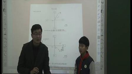 五年级下册数学课堂视频实录-6.2确定位置(一)北师大版(2014秋)(姜楠)