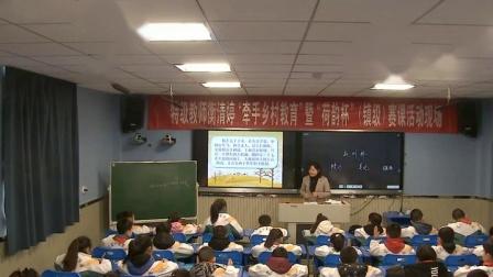 《第三单元11 赵州桥》部编版语文三下-江苏-衡清婷