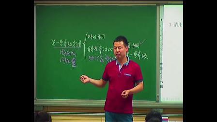 人教版生物高一下学期《生态系统的能量流动》课堂教学实录-路建勋