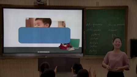 人教版英语七下Unit 6 Section A(Grammar Focus-3c)课堂视频实录(龙娇)