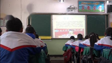 人教部编版道德与法治 七下 1.3.1《青春飞扬》课堂视频实录-嘉黎县