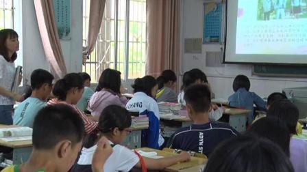 人教部编版道德与法治 七下 1.2.2《青春萌动》课堂视频实录-张卓