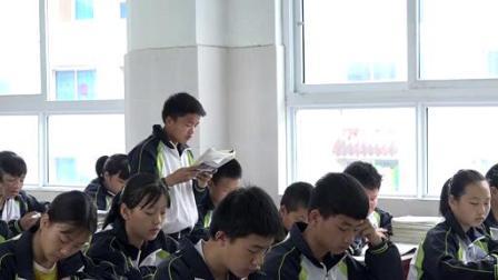 人教部编版道德与法治 七下 4.10.2《我们与法律同行》课堂视频实录-吴通祥