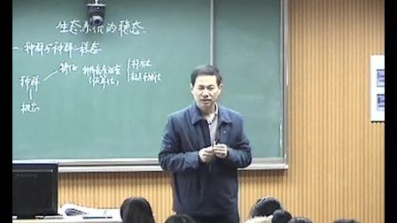 《第4章 种群和群落-全章复习与测试》人教版高二生物必修三教学视频-江苏-徐彤