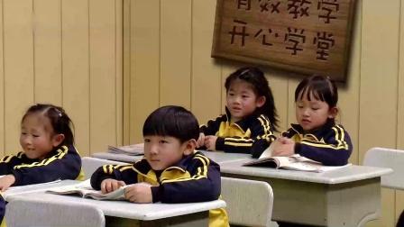 人教部编版道德与法治一上《吃饭有讲究(第一课时)》课堂教学视频-龚敏-特级教师优质课
