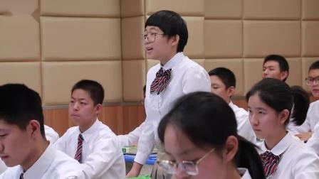 人教部编版语文七上第五单元《狼(第一课时)》课堂教学视频-王庆利-特级教师优质课