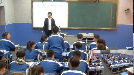 人教2011课标版生物 七上 第二单元第一章第二节《植物细胞》课堂教学视频-银庆波