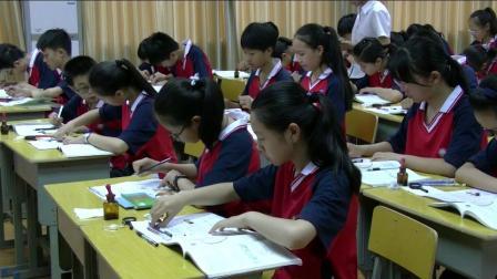人教2011课标版生物 七上 第三单元第一章第二节《种子植物》课堂教学视频-熊文静
