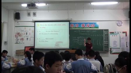 《Unit 9 My favorite subject is science - Section A Grammar focus 3a―3c》人教版英语七上-海南-羊引楼