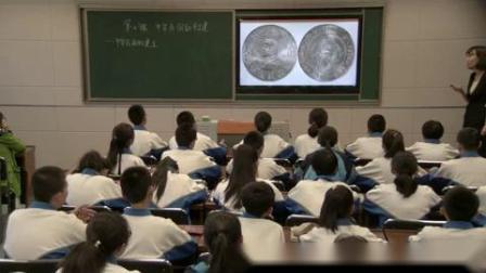 人教部编版历史八上第10课《中华民国的创建》课堂视频实录-马宁