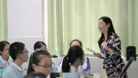 人教部编版道德与法治八下8.1《公平正义的价值》课堂教学视频实录-谢咏梅