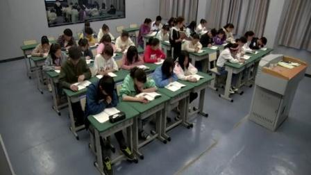 人教部编版语文八上第7课《回忆我的母亲》课堂教学视频实录-杨娜娜
