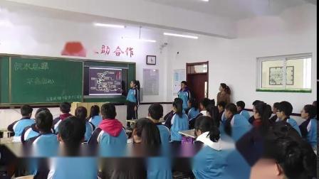 人教部编版语文八上第第三单元 名著导读《红星照耀中国》课堂教学视频实录-于君馥