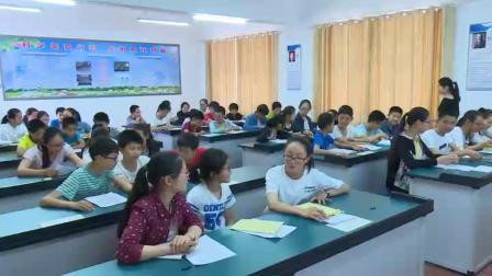 部编版语文七上第二单元写作《学会记事-以情动人》课堂教学视频实录-夏思梦