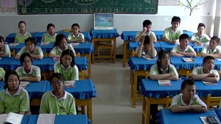 部编版道德与法治八上6.2《做负责任的人》课堂教学视频实录-王俊
