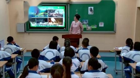 部编版历史七上第1课 中国早期人类的代表——北京人 课堂教学视频实录-李妍